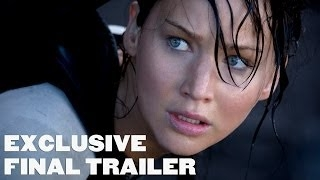 The Hunger Games: Catching Fire - EXCLUSIVE Final Trailer