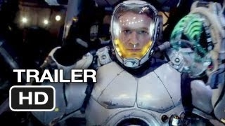 ������� ���� 2013 ������� Pacific Rim Official Trailer #1 (2013) - Guillermo del Toro Movie HD