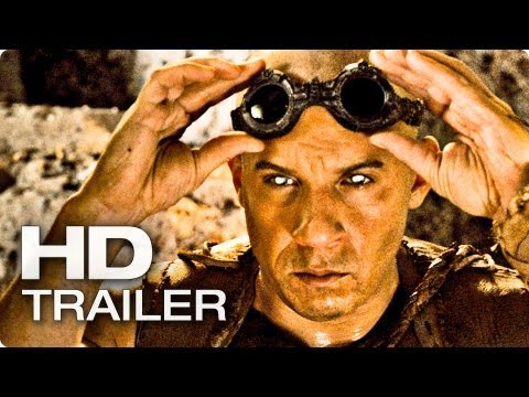 Exklusiv: RIDDICK Offizieller Trailer Deutsch German | 2013 Official Vin Diesel [HD] Trailer kino 2013
