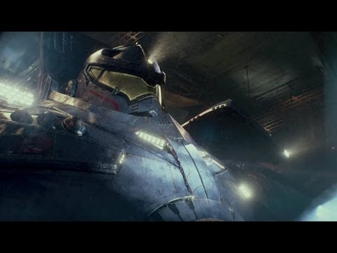 Новинки кино 2012 года Pacific Rim - HD Trailer - Official Warner Bros. UK