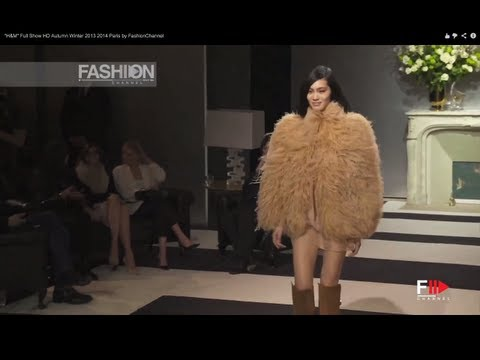 """H&M"" Full Show HD Autumn Winter 2013 2014 Paris by Fashion Channel новинки кино осень-зима 2013"