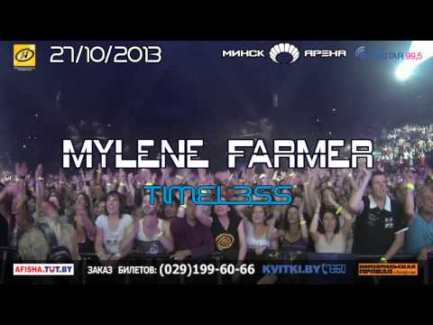 Mylene Farmer - Timeless 2013 Минск-арена 27/10/2013 милена фармер концерт 2013