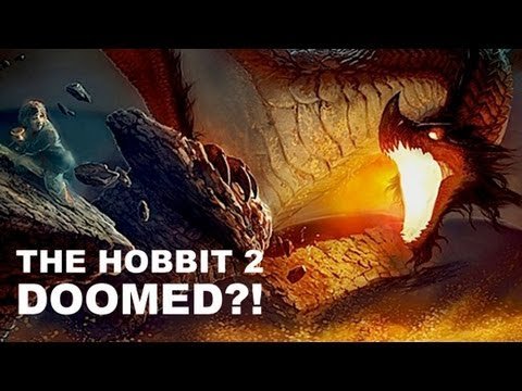 The Hobbit The Desolation of Smaug - DOOMED?! - Beyond The Trailer фильмы хоббиты2