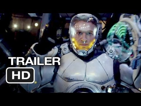 Новинки кино 2013 торрент Pacific Rim Official Trailer #1 (2013) - Guillermo del Toro Movie HD