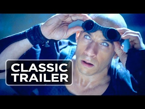 The Chronicles of Riddick Official Trailer #1 - Colm Feore Movie (2004) HD хроники риддика 3 трейлер на русском