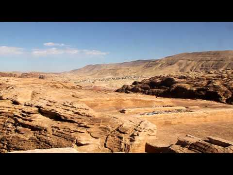 Place of high sacrifice, Petra MATRIX 4 FIRST ACTION SCENES
