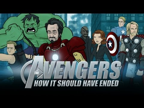 Адоб премьер трейлер How The Avengers Should Have Ended