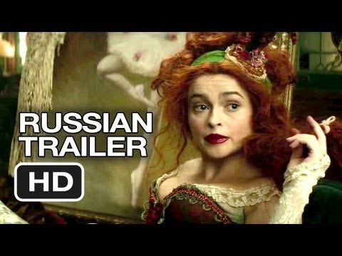 The Lone Ranger Official Russian Trailer (2013) - Johnny Depp Movie HD русские кино 2013