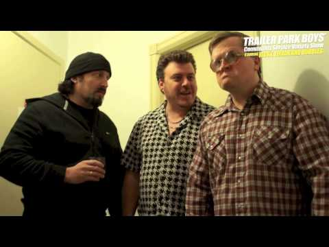 Новинки кино 2013 торрент Trailer Park Boys' Community Service Variety Show ft. Ricky, Julian & Bubbles - 2013 Tour SERVICE BOYS TRAILER
