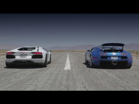 Bugatti Veyron vs Lamborghini Aventador vs Lexus LFA vs McLaren MP4-12C - Head 2 Head Episode 8 смотреть тачка номер 19 в hd