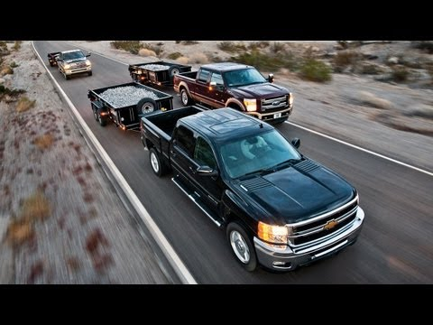 2012 Chevrolet Silverado 2500 vs. 2012 Ford F-250 Super Duty, 2012 Ram 2500 - CAR and DRIVER kino-besti.ru